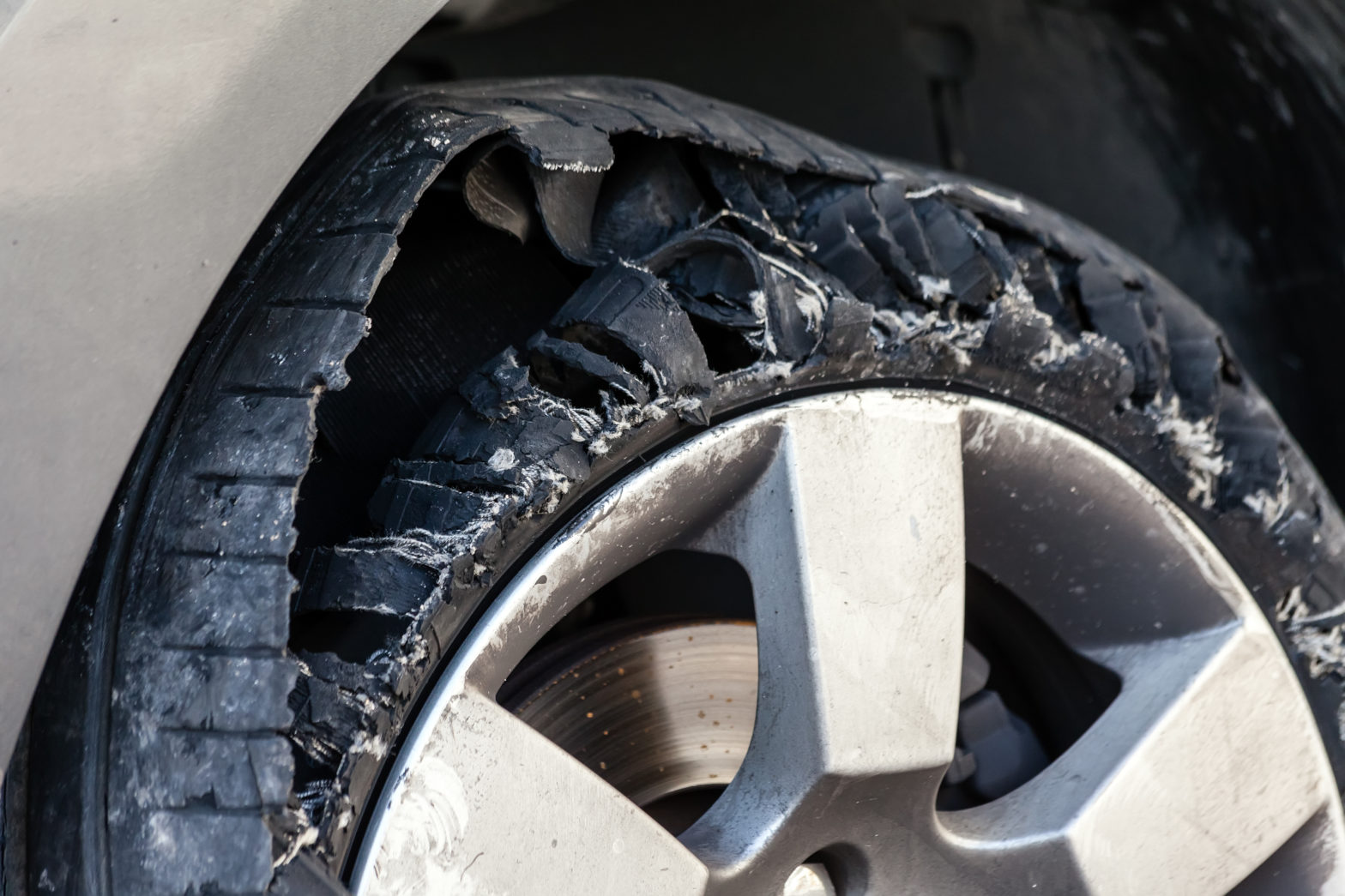 tire blowout lawyer